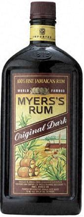 Myerss Rum Original Dark 80@ Jamaica